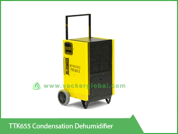 TTK655 Condensation Dehumidifier Vacker KSA