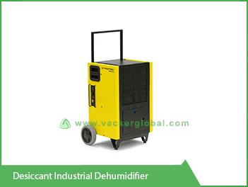 Desiccant Industrial Dehumidifier - Vacker KSA