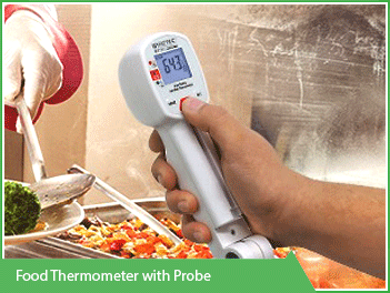 Food Thermometer with Probe Vacker Saudi Arabia or KSA