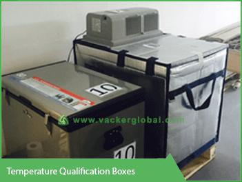 Temperature Qualification Boxes - Vacker Saudi Arabia