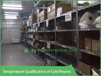 Temperature Qualification of Cold Rooms - Vacker Saudi Arabia