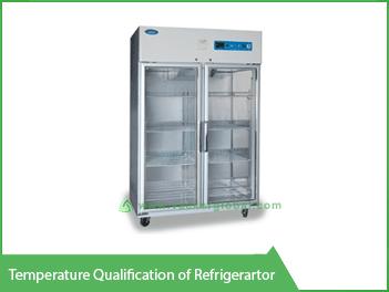 Temperature Qualification of Refrigerator - Vacker Saudi Arabia