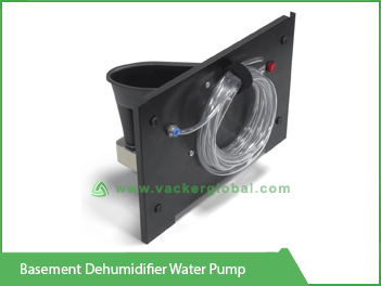 Basement Dehumidifier Water Pump Vacker KSA