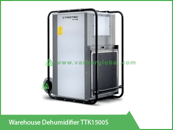 Warehouse Dehumidifier TTK1500S Vacker KSA
