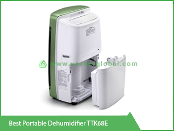 Best Portable Dehumidifier TTK68E Vacker KSA