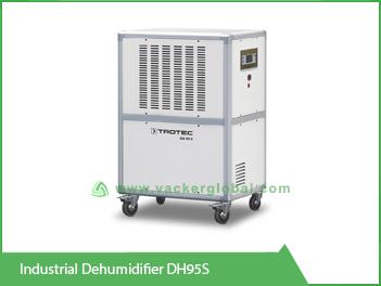 Industrial Dehumidifier DH95S Vacker KSA
