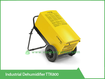 Industrial Dehumidifier TTK800 Vacker KSA