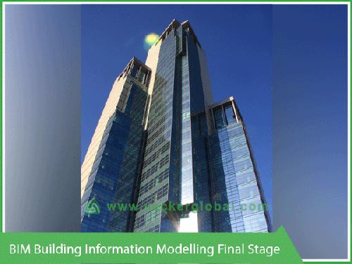 BIM Building Information Modelling Final Stage Vacker KSA