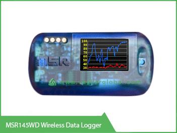 MSR145WD Wireless Data Logger Vacker KSA