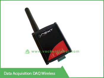 VackerKSA wireless data acquisition daq