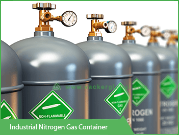 industrial-nitrogen-gas-container