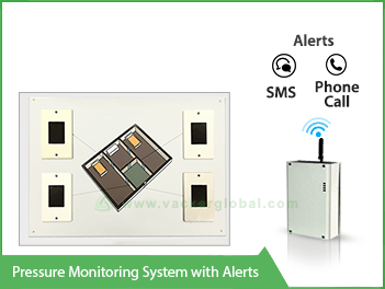 Room Pressure monitoring system
